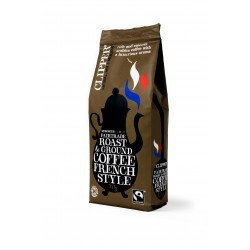 ITALIAN GROUND ROAST ORGANIC 227GRS