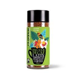 LATIN AMERICAN DECAF INSTANT ORGANIC COFFEE 100GRS