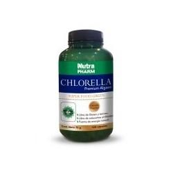 CHLORELLA - 120 CAPSULAS