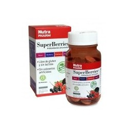 SUPER BERRIES ANTIOX - 30 COMPRIMIDOS