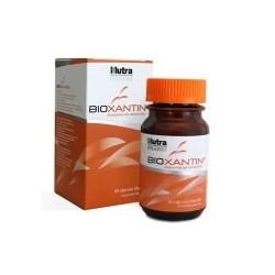 Bioxantin capsulas blandas 60 unidades Marca Nutrapharm