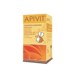Apivit niño masticable 30 unidades Marca Nutrapharm