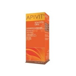 APIVIT JARABE ADULTO - 125 ML