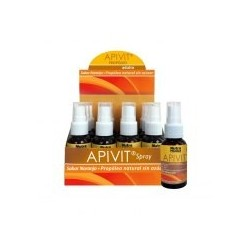 DISPLAY APIVIT ADULTO SPRAY - 12 UNIDADES