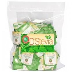 ENDULZANTE DSTEVIA 500 SOBRES 400GR