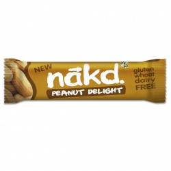 PEANUT DELIGHT 35GRS (18 BARS)