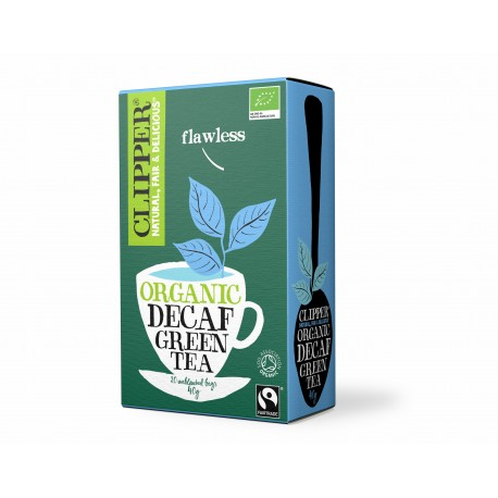 GREEN TEA - SLEEPY DECAF 20 BAGS
