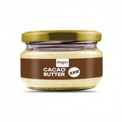 CACAO BUTTER RAW ORGANIC 100GRS