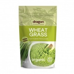 WHEAT GRASS POWDER ORGANIC 150GRS