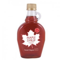 MAPLE SYRUP CLASS A ORGANIC 250GRS