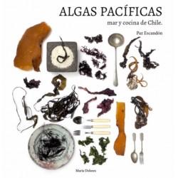 LIBRO ALGAS PACÍFICAS