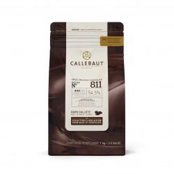 CHOCOLATE SEMI AMARGO 54% BOLSA 1 KG