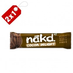 COCOA DELIGHT 35GRS (18 BARS)