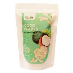 Coco coco flakes 160 gramos Marca Brota