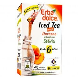 ICED TEA DURAZNO, CAJA 10 STICKS x 4 GR