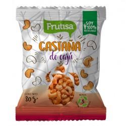 CASTAÑA DE CAJU FRUTISA 80 GR