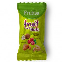 NUTS & FRUITS FRUTISA 30 GR