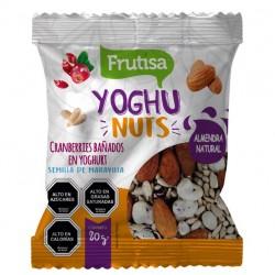 YOGHU NUTS FRUTISA 80 GR
