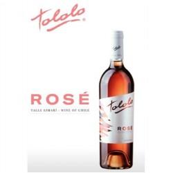 VINO TOLOLO ROSE 750 CC