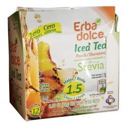 ICED TEA DURAZNO, CAJA 12 X 8 GR