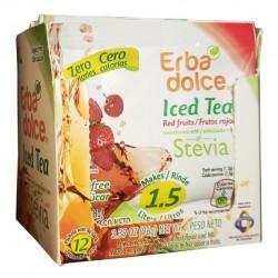 ICED TEA FRUTOS ROJOS, CAJA 12 X 8 GR