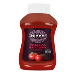 ORGANIC KETCHUP SQUEEZY 560 GR