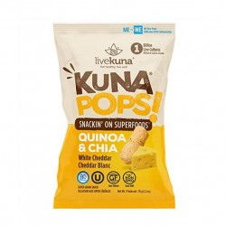 SNACK KUNAPOPS QUESO 35 GR
