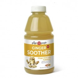 GINGER SOOTHER - TUMERIC 960 CC