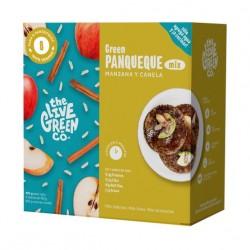GREEN PANCAKE MIX MANZANA Y CANELA 200 GR