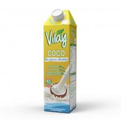 BEBIDA VEGETAL COCO SIN AZUCAR - 1L (12 UNIDADES)