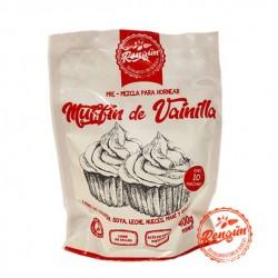 Premezcla muffin vainilla 400 gramos Marca Rengun