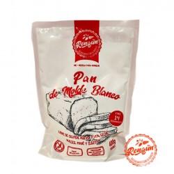 Premezcla pan molde blanco 400 gramos Marca Rengun