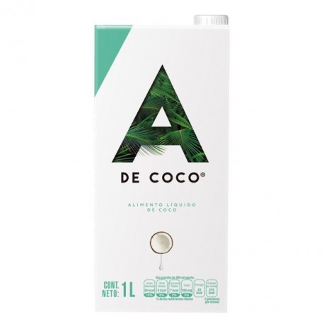 BEBIDA DE COCO 946ML
