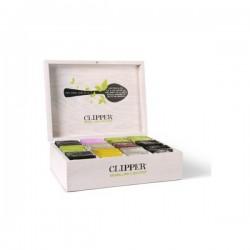 Caja regalo clipper llena de tes Marca Clipper