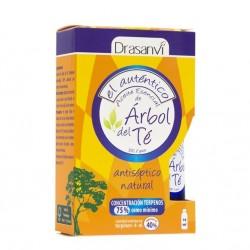 Aceite arbol del te 100% 18 miligramos Marca Drasanvi