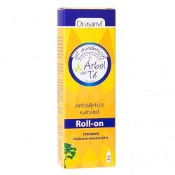 Aceite arbol del te roll on 10 miligramos Marca Drasanvi