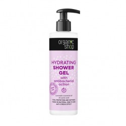 Shower gel antibacterial 280 cc Marca Organic Shop