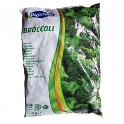 Brocoli congelado IQF 1 kilo Marca Mercafood