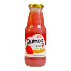 Jugo quinoa 7 frutilla 300 cc Marca Relque