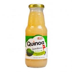 Jugo quinoa 7 guanabana 300 cc Marca Relque