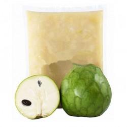 Pulpa de chirimoya 500 gramos Marca Alta Fruta
