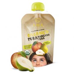 Manzana pera organico 90 gramos Marca Ama