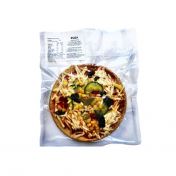 Pizza vegana nomade 260 gramos Marca Origen Silvestre