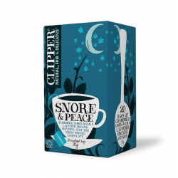 Infusion snore & peace 20 envelopes Marca Clipper