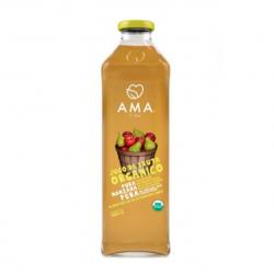 Jugo manzana pera organico 1 litro Marca Ama