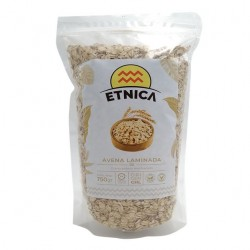 Avena Integral 750 gramos Marca Etnica
