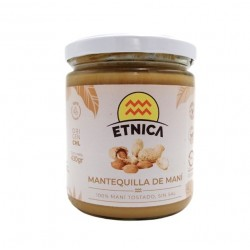 Mantequilla de mani 430 gramos Marca Etnica