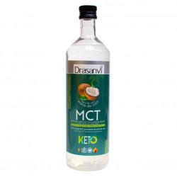 Aceite mct coco keto 1 litro Marca Drasanvi