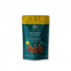 Seaweed sticks natural 25 gramos Marca Amarea