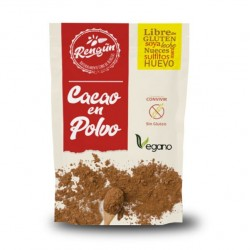 Cacao en polvo 200 gramos Marca Rengun